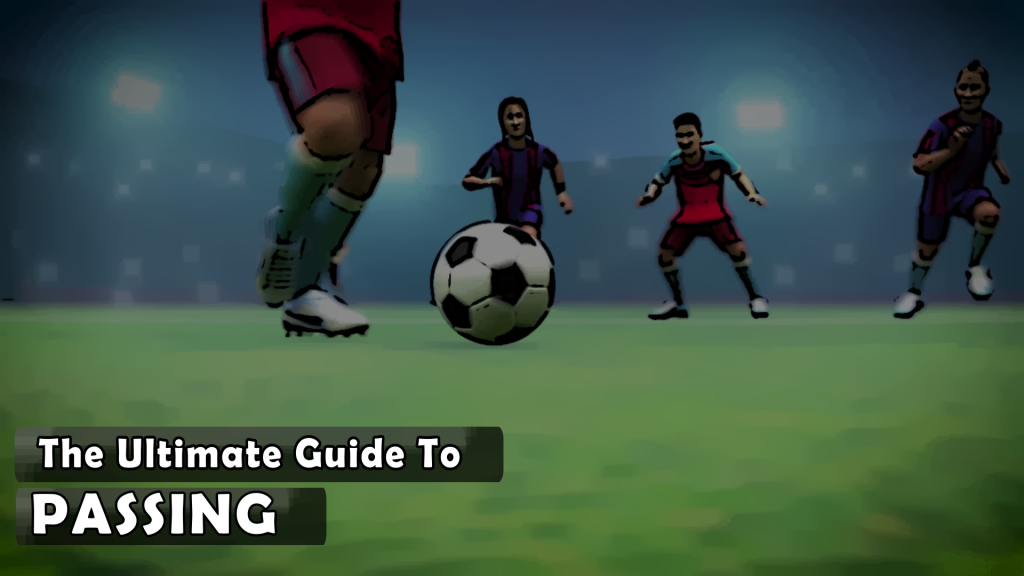 Learn to make passes